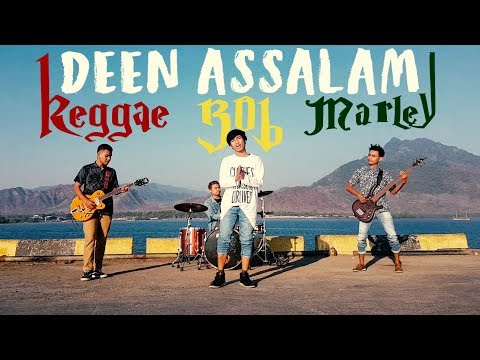 Deen Assalam Reggae Bob Marley Style!! - Cover By 3WAY ASISKA