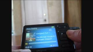 Creative Zen Mp3 Player Tutorial.wmv