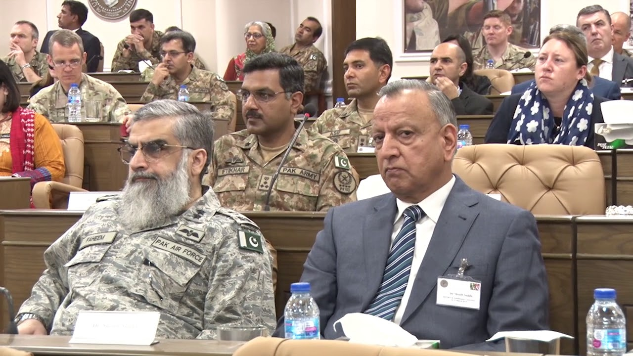 Press Release No 56/2019, COAS Visited NDU - 26 Mar 2019 (ISPR Official Video)