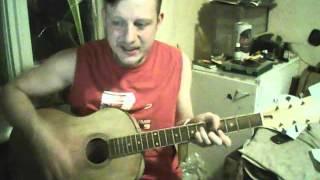 Гражданская оборона Человек человеку волк (разбор на гитаре/guitar cover)
