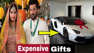 11 Bollywood Actresses who got very expensive gifts || 2018