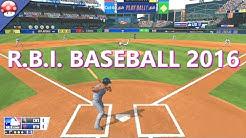 RBI Baseball 16 Gameplay (PC HD)