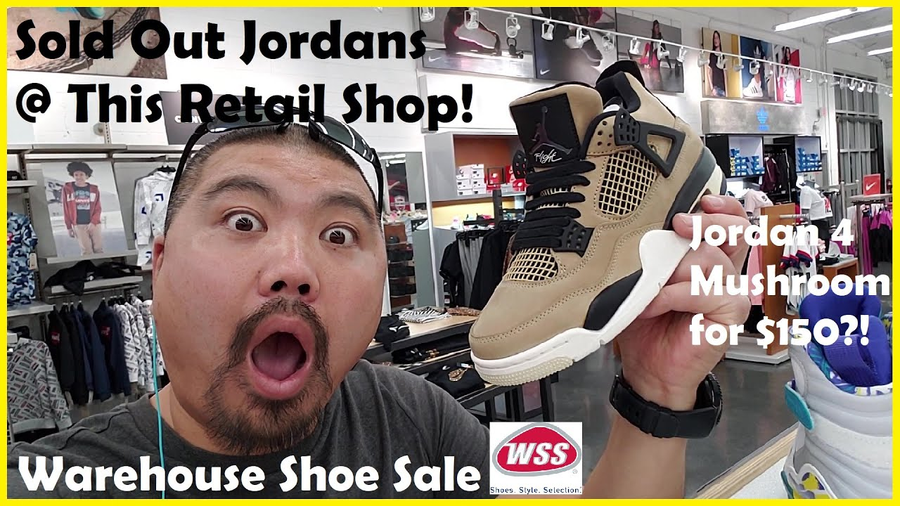 Retail Store! WSS [Sneaker VLog #12