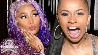 Cardi B goes off on Nicki Minaj fans and she disses the Shade Room