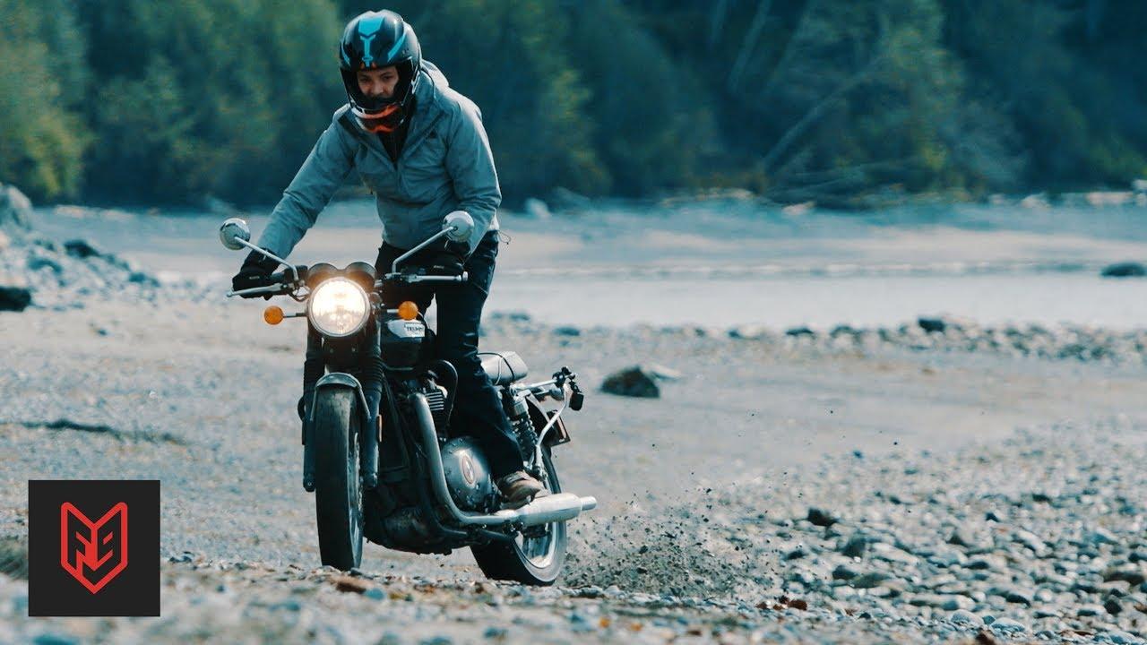 Download The Best Bonneville? Triumph T100 Review