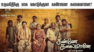 Kanne Kalaimaane Movie Review | Udhayanidhi | Tamannaah
