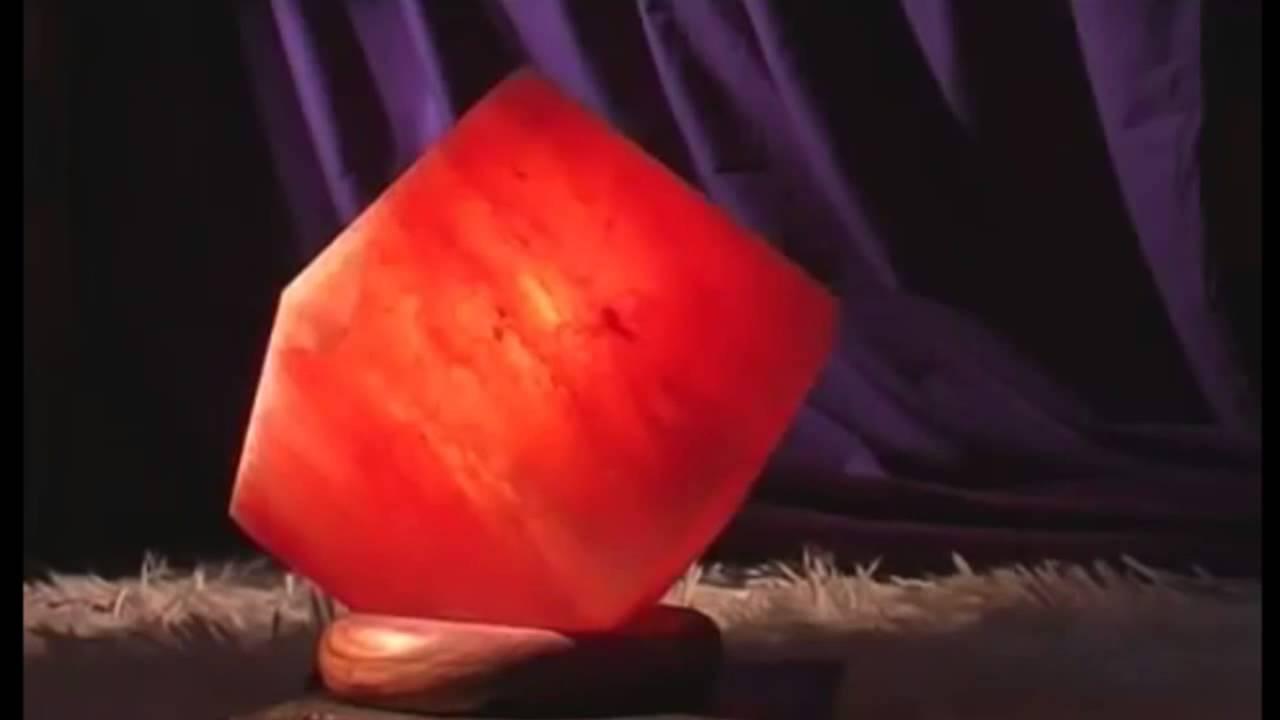 Солевая (соляная) лампа