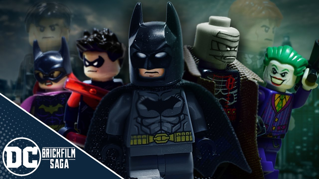 "LEGO BATMAN ""HUSH"" - YouTube"