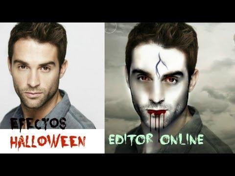 Fotomontajes de halloween - Fotoefectos 28