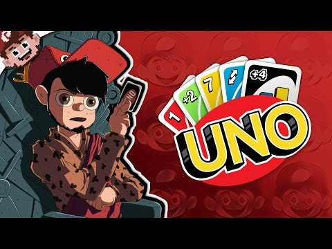The GAME of TROLLS (UNO Multiplayer w/ Facecams)