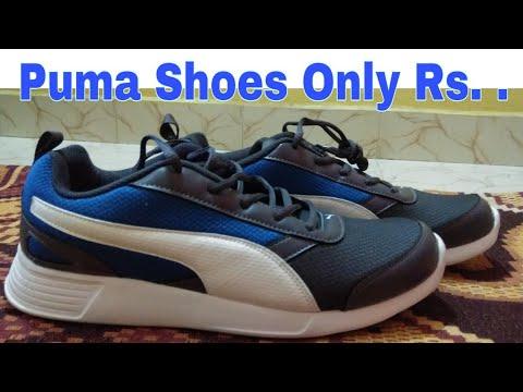 Affordable Puma ShoppingYoutube Shoes Unbox my Running Myntra Eros rBCxode