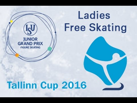 2016 ISU Junior Grand Prix - Tallinn - Ladies Free Skate