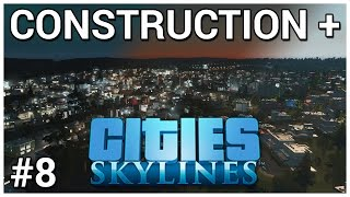 Alcatraz 2 = Construction + Cities: Skylines #8