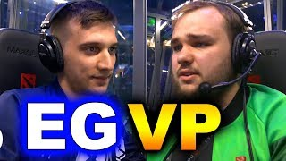 EG vs VP - WHAT A GAME! #TI8 - THE INTERNATIONAL 2018 DOTA 2