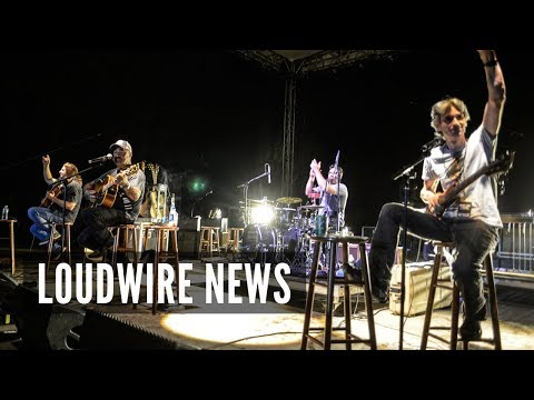 Staind Reunite; Band's Members + Sully Erna Honor Chester Bennington + Chris Cornell