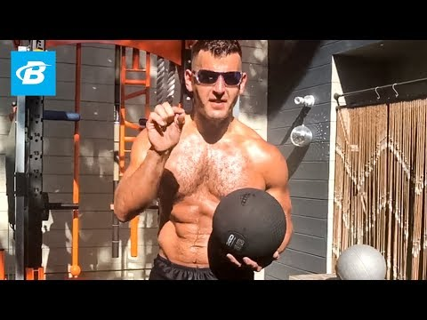 How To Do Medicine Ball Slams & 12 Best Slam Variations | BJ Gaddour