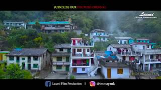 My Home Drone Shoot I Village Tour I On Pindari Motar Road