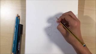 "Speed drawing ""The Binding of Isaac"""