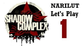 Shadow Complex Remastered - Let's play 1