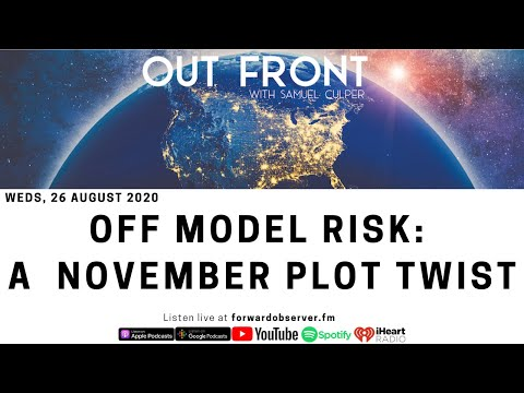 OUT FRONT:  A November Plot Twist - Wednesday 26 Aug 2020