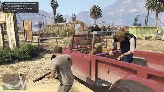 Grand Theft Auto 5 Ultra Graphics Gameplay - GTA 5 PC 60FPS - walkthrough part 11