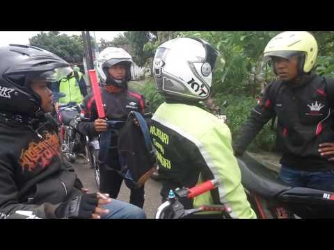 King independent club Karanganyar gas aniv 7th Pacitan King Riders