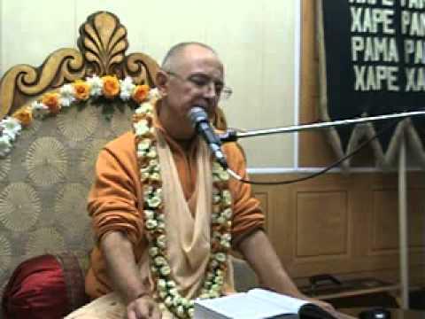 Чайтанья Чаритамрита Ади 1.1 - Бхакти Вигьяна Госвами