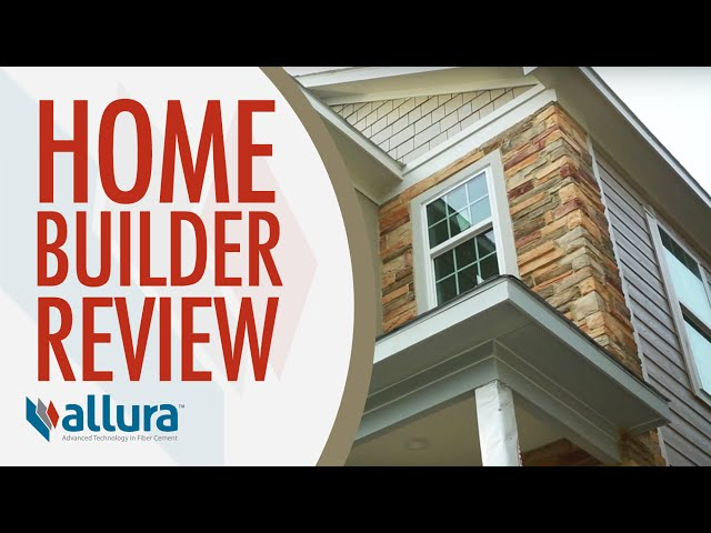 Fiber Cement Product Review - Allura USA
