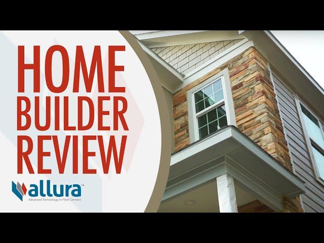 Fiber Cement Product Review - Allura USA