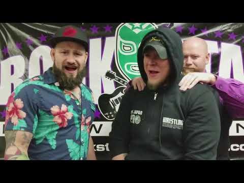 OI4K talks Rockstar Pro Trios match at  HALLOWEEN HAVOK96