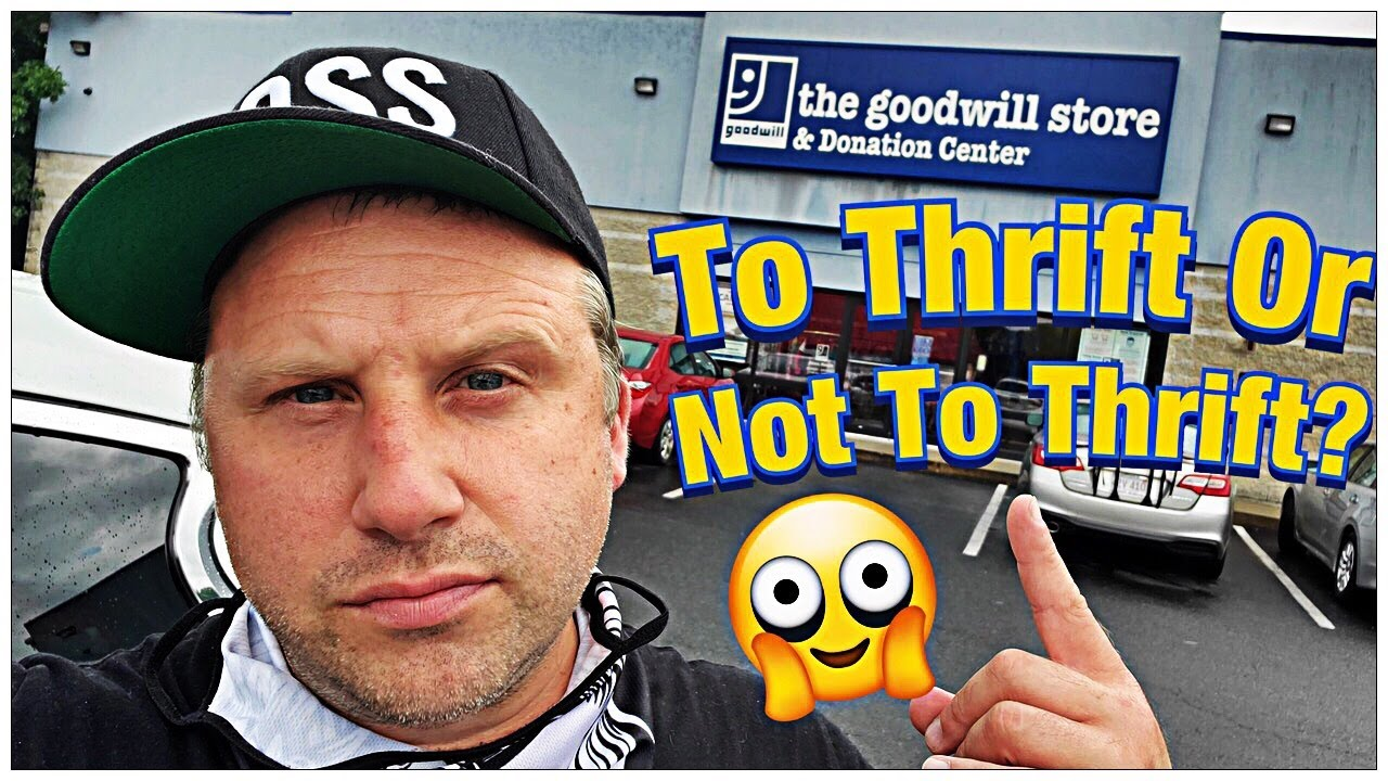 Thrift Shop Finds At Goodwill! How To Make Cash From Other Peoples Trash!