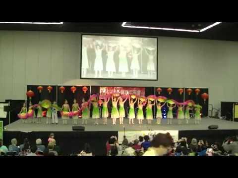 Portland Chinese Times (PCTTVonline)-Mei Ya Dance Academy