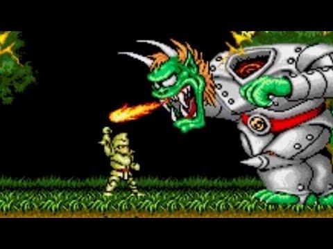 Ghouls 'n Ghosts  (Genesis) Playthrough - NintendoComplete