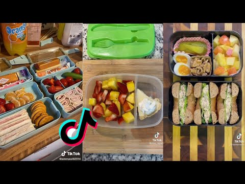 Download Making lunch boxes | tiktok compilation