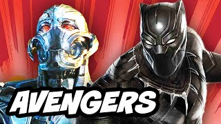 Avengers Age Of  Ultron Trailer Q&A - Black Panther Time