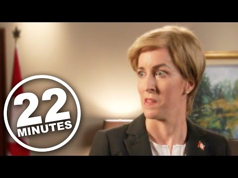 Exclusive: Kellie Leitch video outtakes | 22 Minutes
