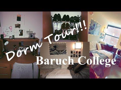DORM TOUR ~ Baruch College~