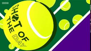 Wimbledon: Shot Of The Day