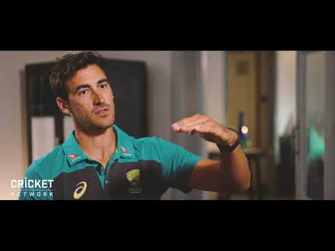 The key to bowling a yorker, by Mitch Starc