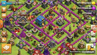 Th12 rush best army and defence