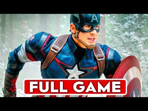 CAPTAIN AMERICA SUPER SOLDIER Gameplay Walkthrough Part 1 FULL GAME [1080p HD] - No Commentary