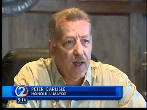 Honolulu mayor joins campaign against underage drinking