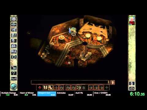 Icewind Dale: Enhanced Edition - Any% Speedrun (24:38)