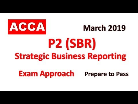 SBR  Strategic Business Reporting Day 03 ACCA Exam Approach Webinars March 2019 thumbnail