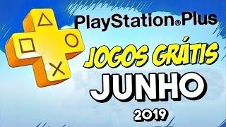 JOGOS GRÁTIS PSN PLUS JUNHO OFICIAL 2019 no PS4 - Valeu Sony!