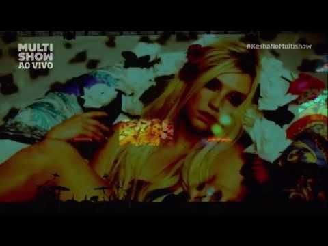 Kesha Live Planeta Atlântida 2015 Parte 3