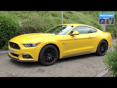 2016 ford mustang gt (421hp) drive \u0026 sound (60fps) youtubeNew 20 17 Ford Mustang #17
