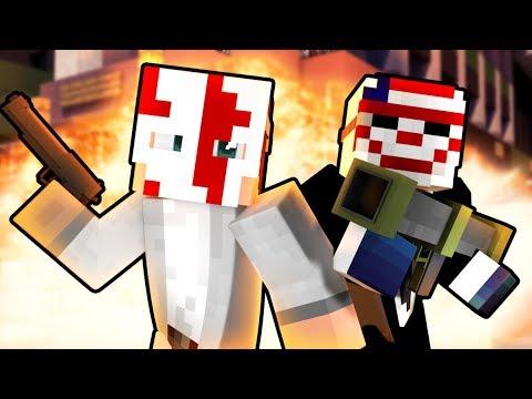 Minecraft The Purge - APOCALYPSE! #35   Minecraft Roleplay