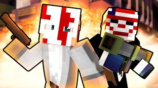Minecraft The Purge - APOCALYPSE! #35 | Minecraft Roleplay