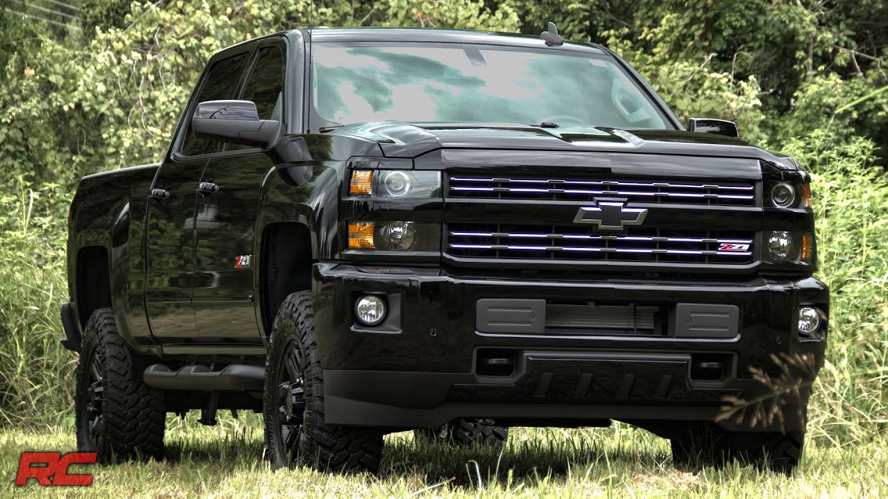 midnight silverado edition 2500hd chevrolet profile